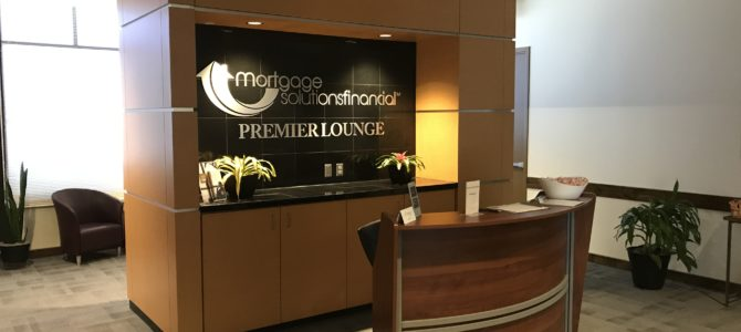 Review: The Only Lounge at Colorado Springs Airport