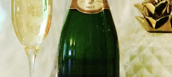 Caveman Wine Reviews: Piper Sonoma Brut