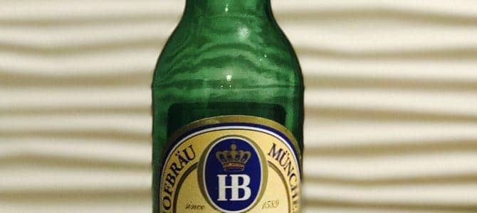 Caveman Beer Reviews: Hofbrau Munchen Original