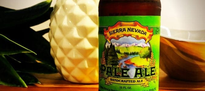 Caveman Beer Reviews: Sierra Nevada Pale Ale