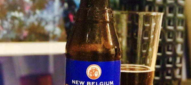 Caveman Beer Reviews: New Belgium Fat Tire