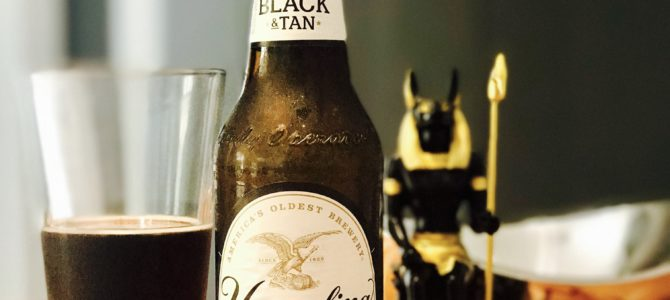 Caveman Beer Reviews: Yuengling Black & Tan