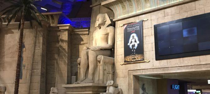 Hotel Review: Luxor Las Vegas