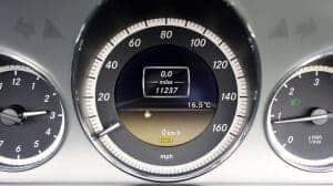 car dashboard lights